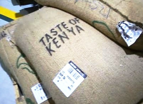 Taste of Kenya Export Coffee