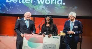 Buhler Sustainability Award (Apr 2017)