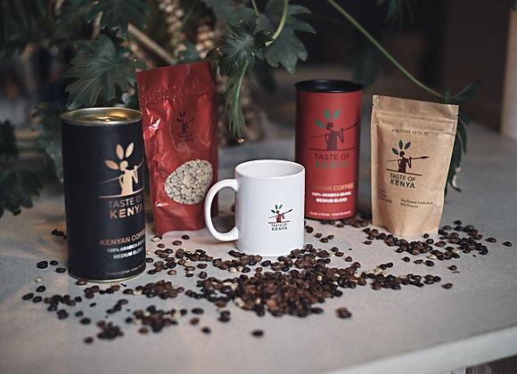 Taste of Kenya Coffee Beans