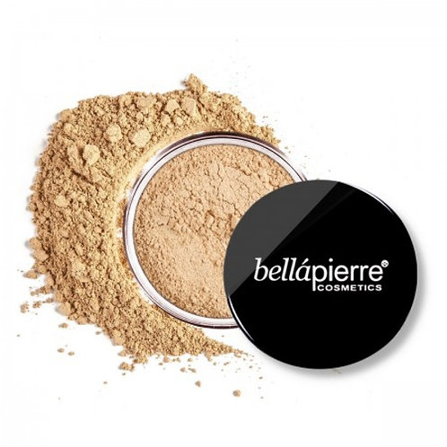 Mineral Foundation - Cinnamon