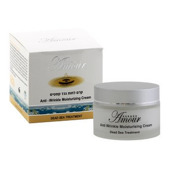 Hydraterende anti-aging 35+ crème met Dode Zee mineralen 50 ml