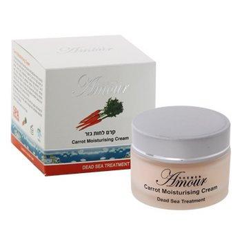 Wortel hydraterende crème met Dode Zee mineralen 50 ml