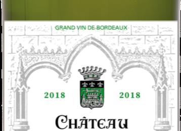 Château Laroque Thomas - Bordeaux Blanc Sec 2019
