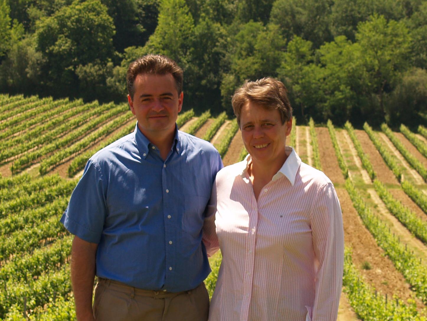 Frédéric et Françoise