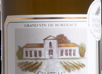 Château Haut Gramons - Graves Blanc 2016