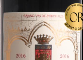 Château Laroque Thomas - Bordeaux Supérieur Rouge 2018