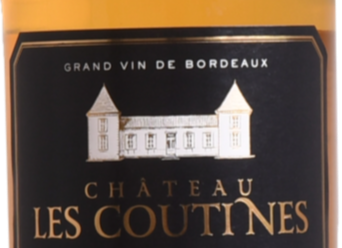 Château les Coutines - Sainte-Croix-du-Mont 2017