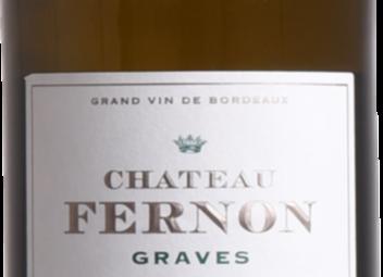 Château Fernon - Graves Blanc 2015