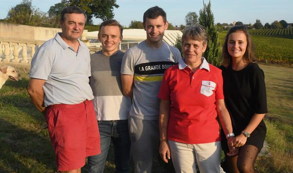 Vignobles Boudat Cigana - Famille