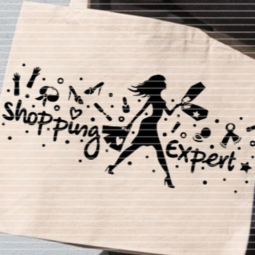 "Plotterdatei ""Shopping Expert"""