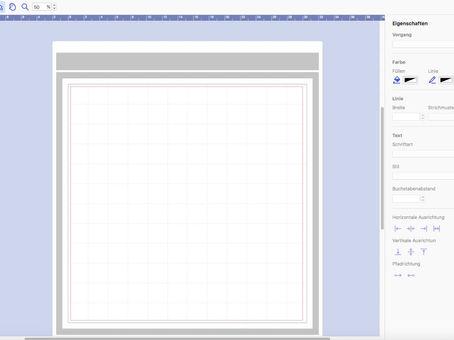 Freebie Karte Sorry SVG Brother Canvas Workspace Desktop