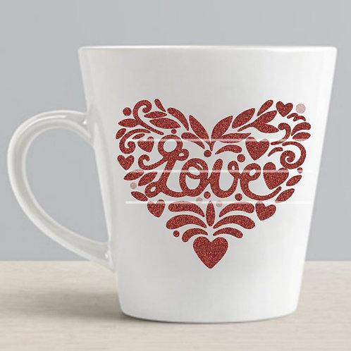 "Plotterdatei ""Herz Love"""