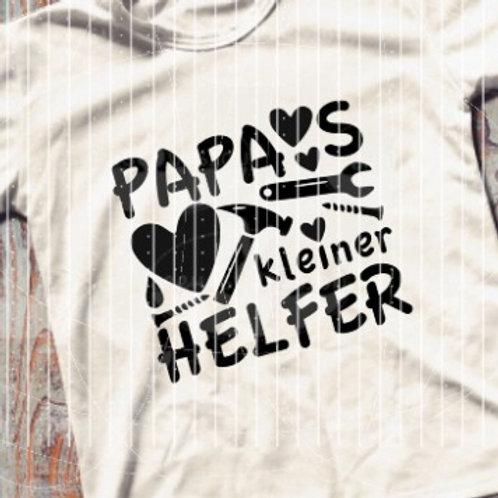 """Plotterdatei """"Papas kleiner Helfer"""""""