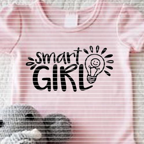 """Plotterdatei """"smart Girl"""""""