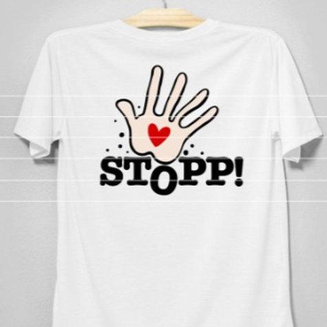"""Plotterdatei """"Stopp"""""""