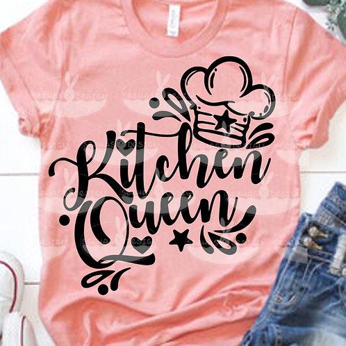 """Plotterdatei """"Kitchen Queen"""""""