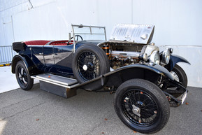 3 Litre Bentley