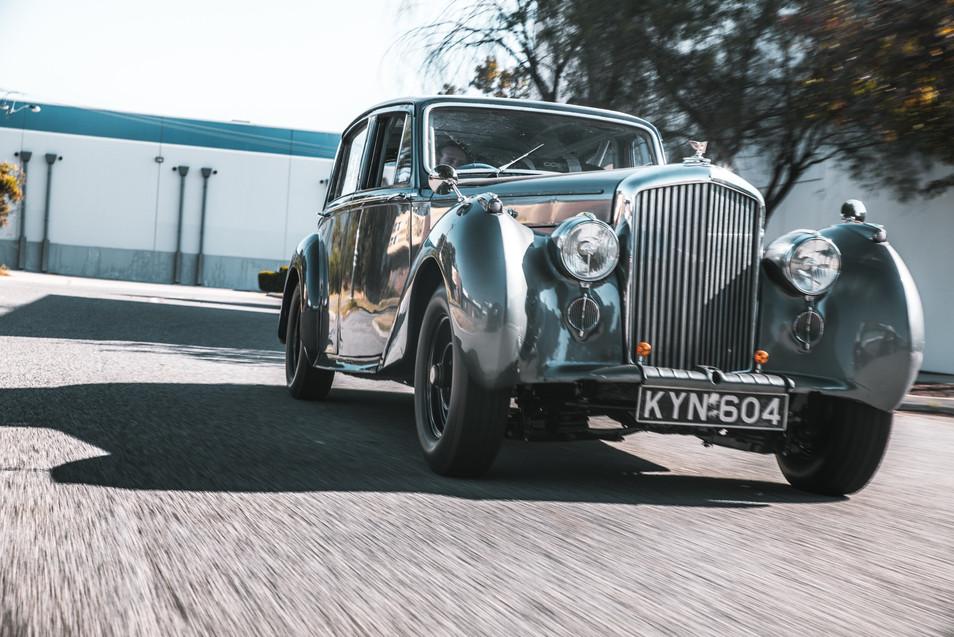 MKVI Bentley