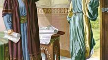 The Unjust Steward (Luke 16)