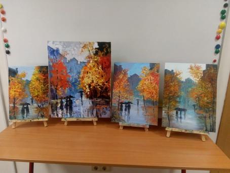 Осень в красках