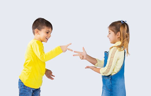 cute-kids-play-stone-paper-scissors-and-