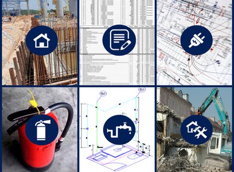 Checklist: tipos de projeto e grau relevância para sua obra