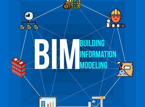 Tendências para a construção civil - BIM