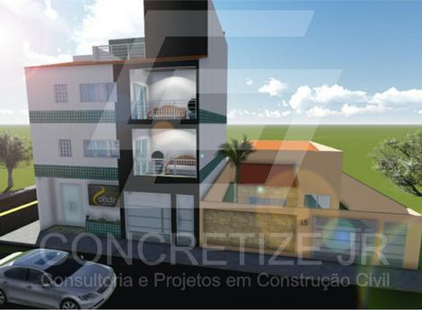 Visualização 3D em projetos de construção