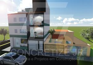 Projeto 3D - Fachada