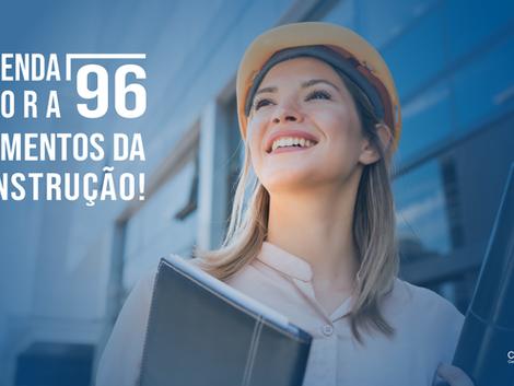 APRENDA AGORA 96 ELEMENTOS DE CONSTRUÇÃO!