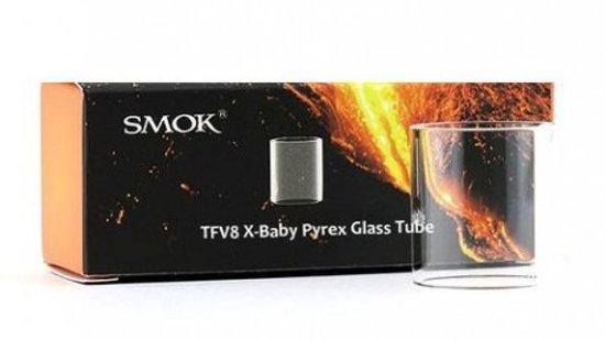 SMOK TFV8 X-Baby Replacement Glass Tube 2ml/4ml