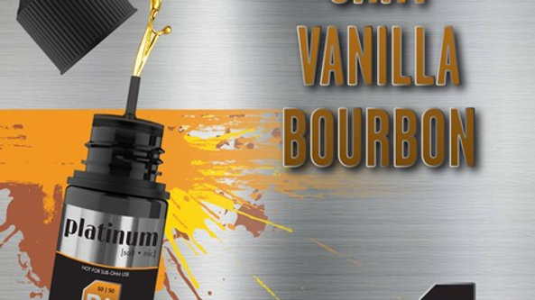 Platinum Vapour - Vanilla Bourbon Salt Nic & MTL