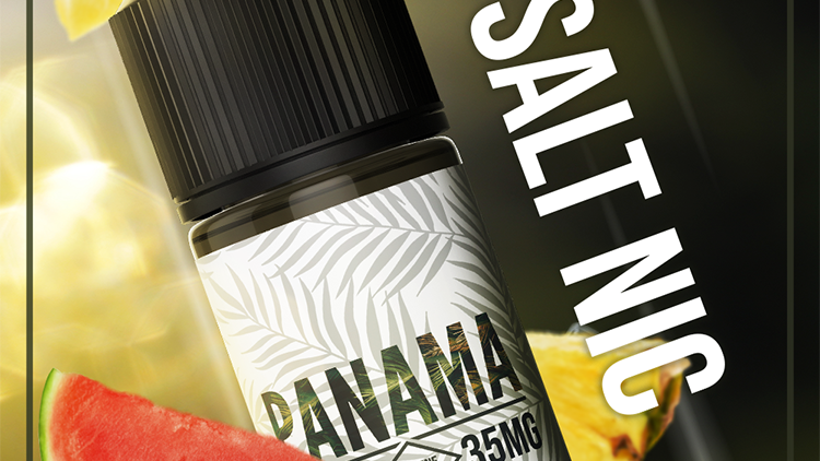 Wiener Vape Co - Panama Nicotine Salt 30ml 35mg
