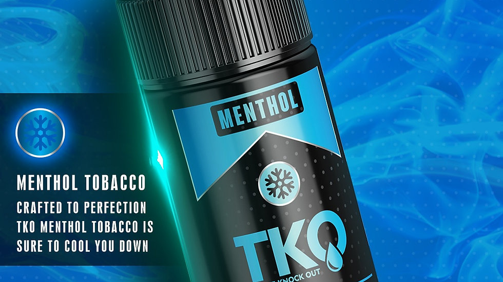 TKO - Menthol Tobacco