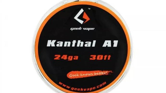 Geekvape Kanthal A1 Tape Wire 24GA 30ft