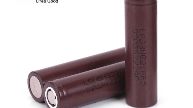 Battery - LG 18650 3000mah