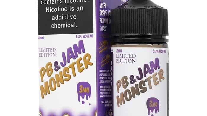 Jam Monster - PB& Jam Grape