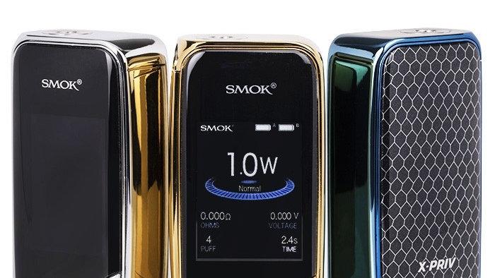 Smok X-Priv 225w TC Mod