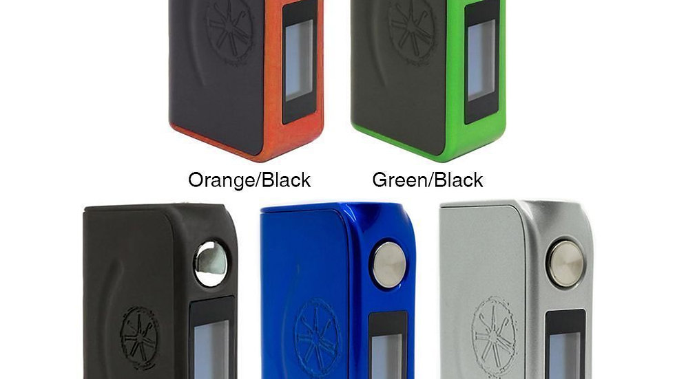 Asmodus Minikin ReBorn 168w Touch Screen TC Mod