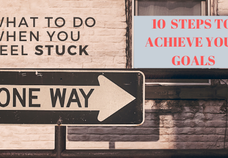 10 Steps To Reach Any Goal- Tips that can make a Massive Difference