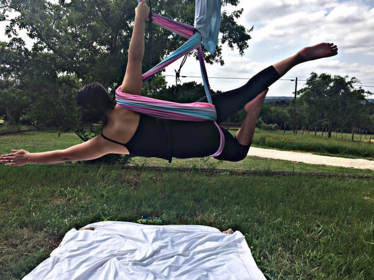 Home | Aerial Yoga with Christina