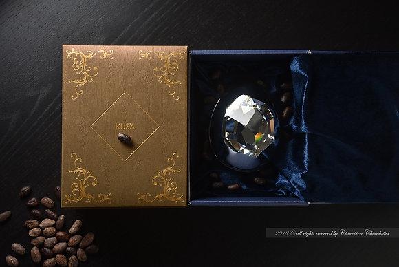 KUSA - 50 years Pu'er Tea Vintage Aged Chocolate