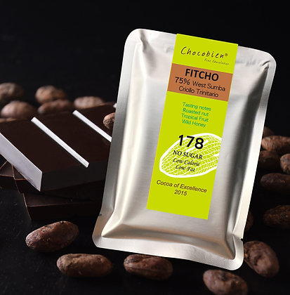FITCHO 75% Chocolate