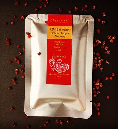 SiChuan Pepper Chocolate