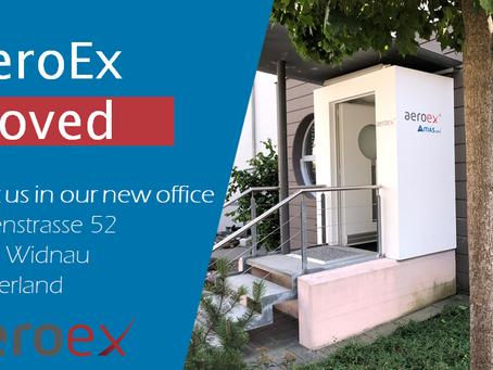 AeroEx moved
