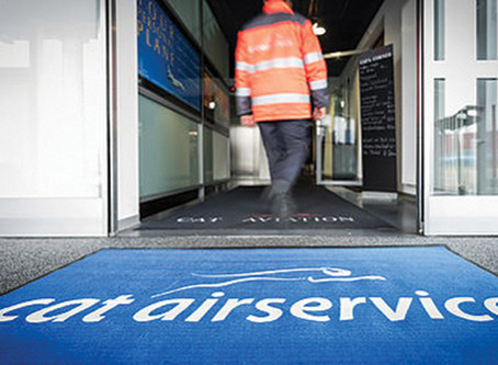 Zurich Airport FBO, Cat Air Service, has been awarded the second stage IS-BAH from the IBAC.