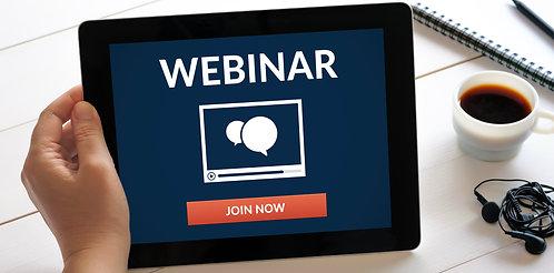 """Webinar online """"on demand"""" - EASA Regulartory update Jan-May 2019"""