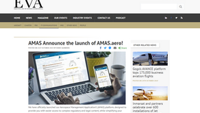 AMAS Announce the launch of AMAS.aero!