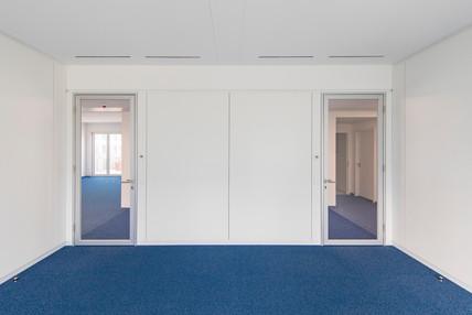 Palais Saphir - Einzelbüro mit Akustikwand