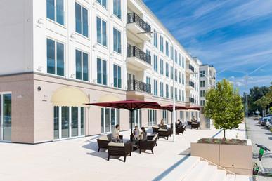 Palais Clivia & Diadem Palais Clivia & Diadem mit attraktivem gastronomischem Außenbereich